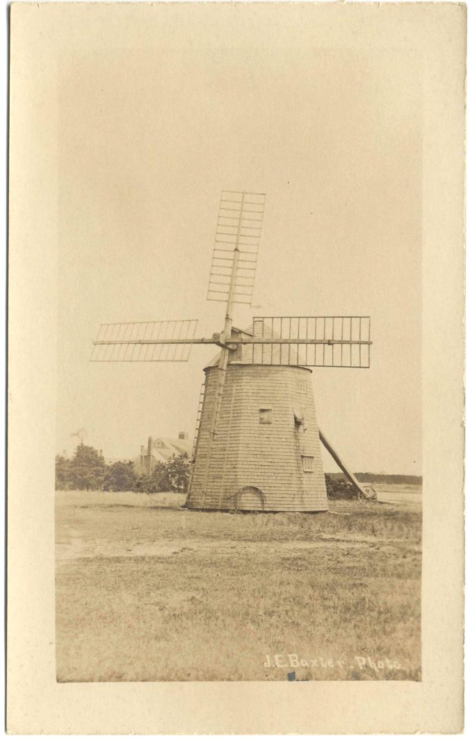 Wind Mill at Bass River
