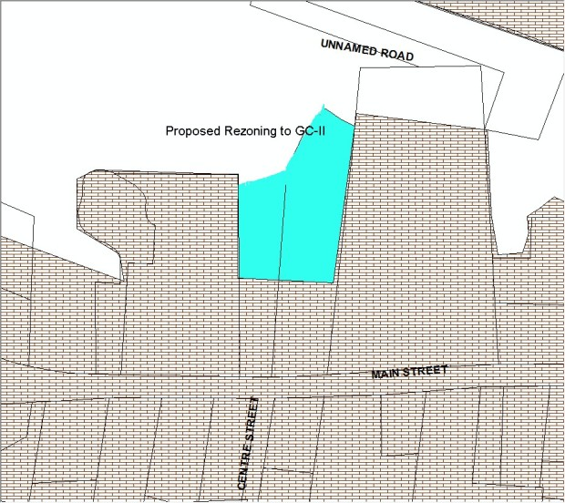 Holiday Hill Rezoning